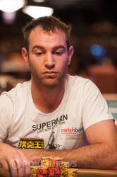 Jarred Solomon Eliminated in 11th Place ($17,544)