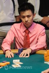 Ben Yu - 14th place