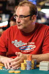 Mike Matusow- Going for 4th Bracelet today