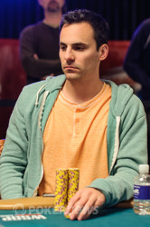 Chris Klodnicki eliminated in 15th place