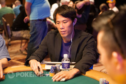 Terrance Chan is still in contention