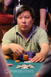 Kenneth Shei Eliminated in 14th Place ($13,138)