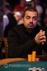 Ayman Qutami Eliminated in 9th Place ($19,395)