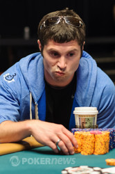Scott Clements (Day 2) - eliminated in 18th place.