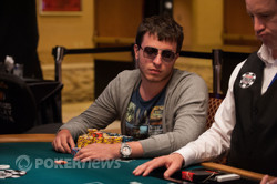 Artem Metalidi - looking for his first World Series of Poker bracelet