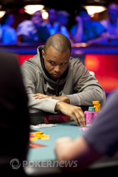 Phil Ivey evades elimination.