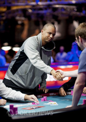 Phil Ivey eliminated in 5th place