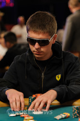 Vitaly Meshcheriakov Eliminated in 8th Place ($42,688)