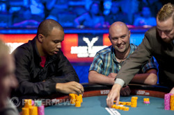 Phil Ivey and Samuel Golbuff