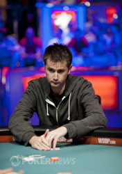Jeremiah Fitzpatrick - Chip Leader Going Into Heads Up