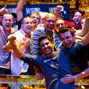 Bracelet Winner Craig McCorkell & Brit Supporters
