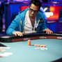 Antonio Esfandiari busts in 3rd