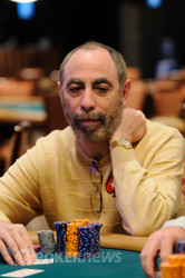 Barry Greenstein Eliminated in 21st Place ($7,900)