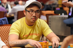 Stephen Su Eliminated in 10th Place ($18,795)