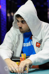 Jason Mercier - 8th Place