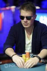 Morten Mortensen 4th place