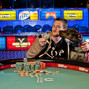 WSOP Bracelet Winner Joey Weissman & Revis, his service dog