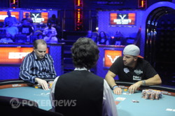 Andy Bloch and Michael Mizrachi