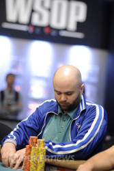 Timothy Finne is shining in Event 47