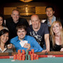 WSOP Gold Bracelet Winner Steven Loube and friends