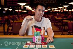 WSOP Gold Bracelet Winner 2012 Kenny Hsiung