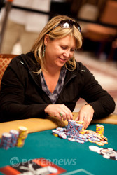 Amber Chatwin Eliminated in 11th Place ($9,620)