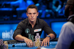 Sam Trickett five-bet shoves.
