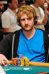 Thijmen Stocker (Event 57) doubles.