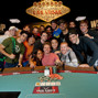WSOP Gold Bracelet Winner Will Jaffe and friends