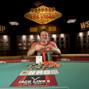 Will Jaffe is the WSOP Gold Bracelet winner in event 54