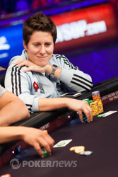 Vanessa Selbst Among The Leaders