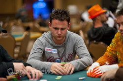 JP Kelly on Day 1c of the Main Event