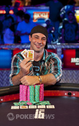 2012 WSOP National Championship Bracelet Winner Ryan Eriquezzo