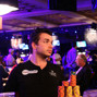 Chris Moorman monte un stack