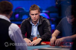 Kyle Keranen- New Chip Leader