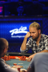 Daniel Negreanu Eliminated by Kevin Pollak