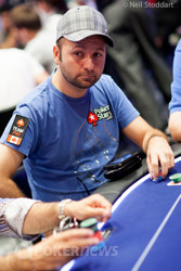 Negreanu Flushed With Success