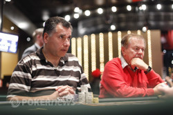 Billy Argyros Eliminated in 14th Place ($15,100)