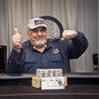 Roger Hairabedian wins Event 3 5,300 Pot-Limit Omaha