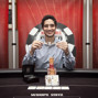Jonathan Aguiar winner for the Event 5 of the 2012 WSOPE
