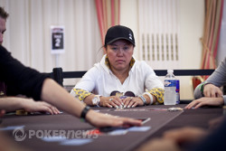 Fung Cheung earlier in the Main Event