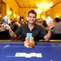 Marc-Andre Ladoucuer. Picture courtesy of PokerStars.