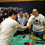 Ying Kit Chan and Xing Zhou agree to a deal