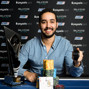 Champion Ramzi Jelassi