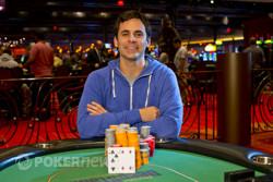 Chris Klodnicki - 2012 Sands Bethlehem DeepStack Extravaganza $500,000 Guaranteed Main Event Champion