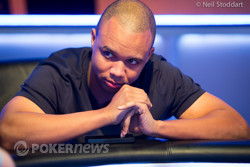 Ivey Gets Lucky To Keep $100K Hopes Alive