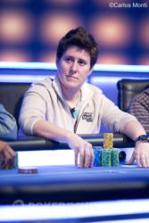 Vanessa Selbst - Eliminated