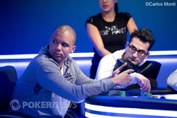Phil Ivey - Eliminated