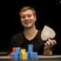 Peter Jetten won the first-ever Open Face Chinese tournament at the 2013 PCA.