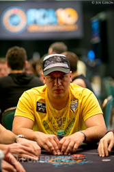 "Michael ""The Grinder"" Mizrachi (Day 1)"